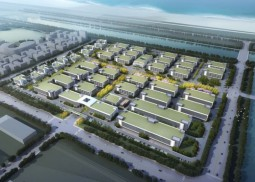 宁波杭州湾新区智能终端产业园二期76台